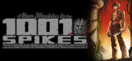 1001 Spikes Banner
