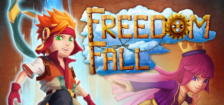 Freedom Fall Banner