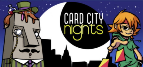 Card City Nights Banner