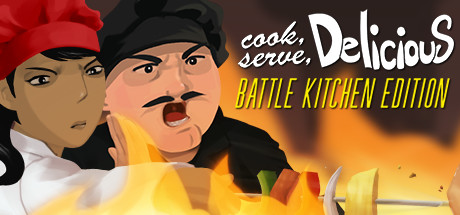 Cook, Serve, Delicious! Banner