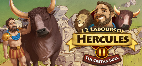 12 Labours of Hercules II: The Cretan Bull Banner