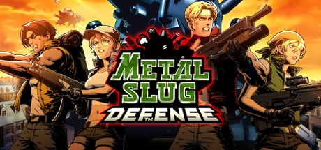 Metal Slug Defense Banner
