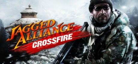 Jagged Alliance: Crossfire Banner
