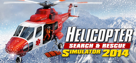Helicopter Simulator 2014: Search and Rescue Banner