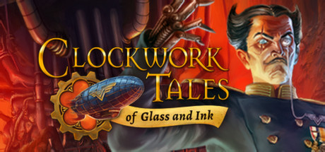 Clockwork Tales: Of Glass and Ink Banner