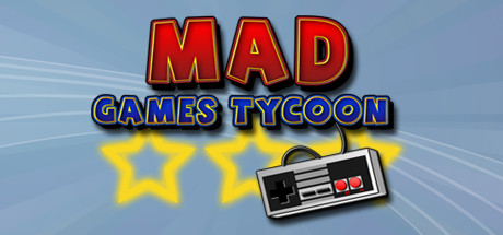 Mad Games Tycoon Banner