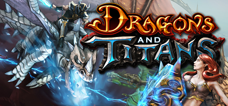 Dragons and Titans Banner