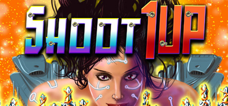 Shoot 1Up Banner