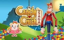 Candy Crush Saga Box Art