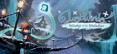 LostWinds 2: Winter of the Melodias Banner