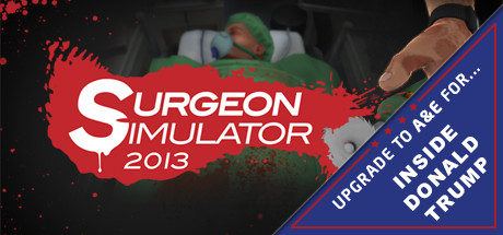 Surgeon Simulator Banner