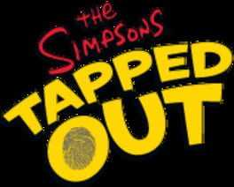 The Simpsons: Tapped Out Box Art
