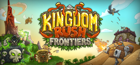 Kingdom Rush Frontiers Banner