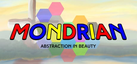 Mondrian - Abstraction in Beauty Banner
