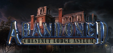 Abandoned: Chestnut Lodge Asylum Banner