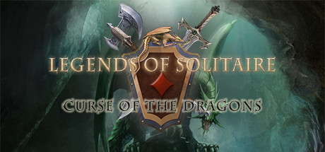 Legends of Solitaire: Curse of the Dragons Banner
