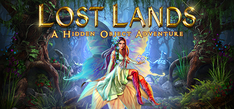 Lost Lands: A Hidden Object Adventure Banner