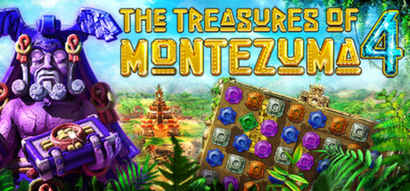 The Treasures of Montezuma 4 Banner
