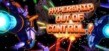 Hypership Out of Control Banner