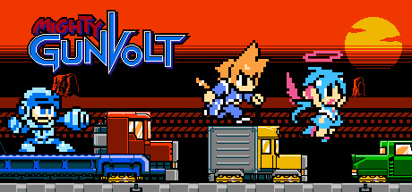 Mighty Gunvolt Banner