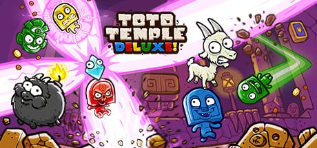 Toto Temple Deluxe Banner