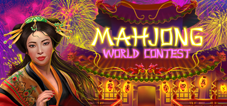 Mahjong World Contest Banner