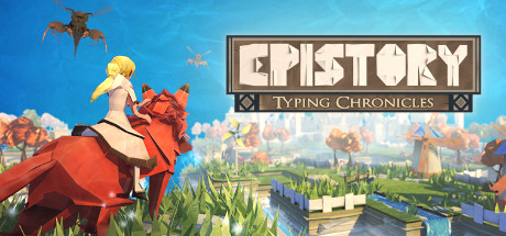 Epistory - Typing Chronicles Banner