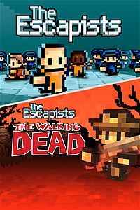 The Escapists: The Walking Dead Box Art