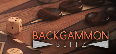 Backgammon Blitz Banner
