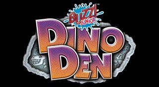 Buzz! Junior: Dino Den Trophy List Banner