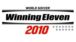WORLD SOCCER Winning Eleven 2010 Trophy List Banner