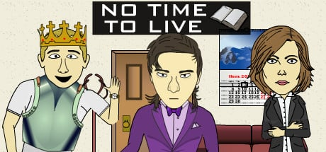 No Time To Live Banner