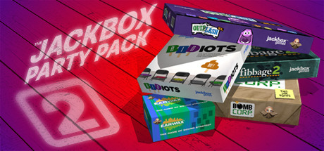 The Jackbox Party Pack 2 Banner