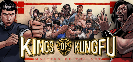 Kings of Kung Fu Banner