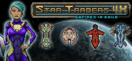 Star Traders: 4X Empires Banner