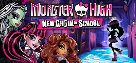 Monster High: New Ghoul in School Banner