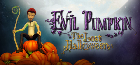 Evil Pumpkin: The Lost Halloween Banner