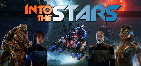 Into the Stars Banner