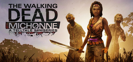 The Walking Dead: Michonne Banner
