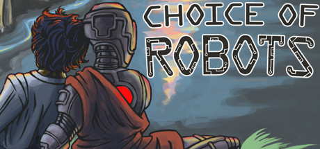 Choice of Robots Banner