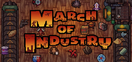 March of Industry Banner