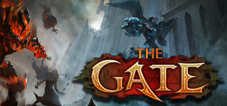 The Gate Banner