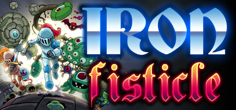 Iron Fisticle Banner