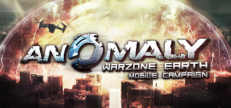 Anomaly Warzone Earth Mobile Campaign Banner