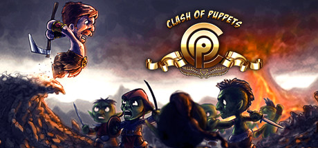 Clash of Puppets Banner