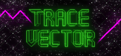 Trace Vector Banner