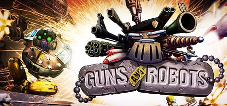 Guns and Robots Banner