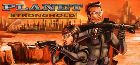 Planet Stronghold Banner