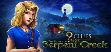 9 Clues: The Secret of Serpent Creek Banner