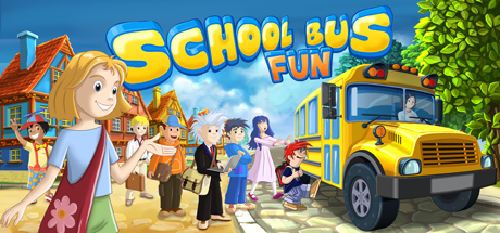 School Bus Fun Banner